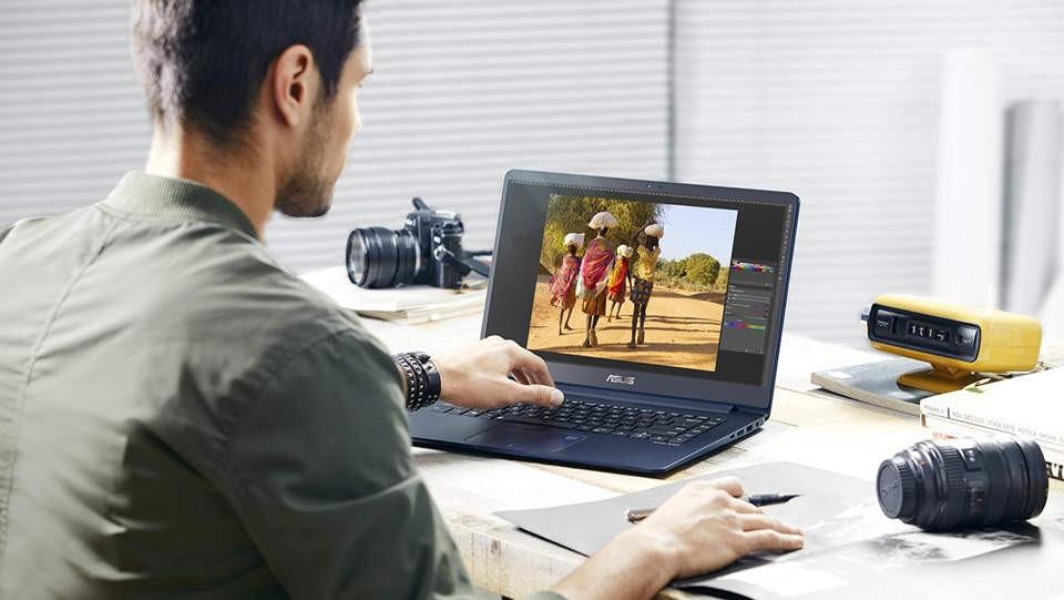 1440617 - لپ تاپ 14 اینچی ایسوس مدل ZenBook UX430UN -D