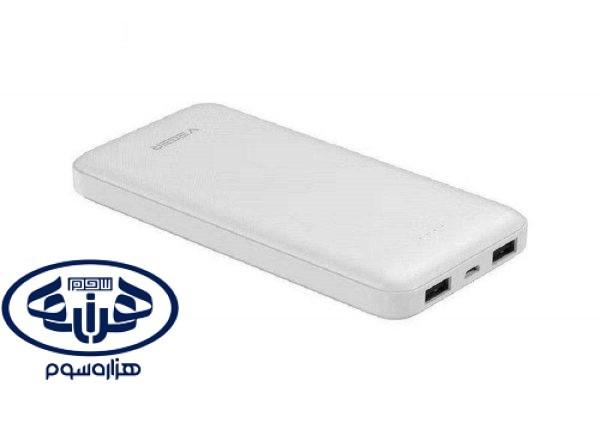 112185107 600x423 - شارژر همراه وگر مدل VP-1053 ظرفیت 10000 میلی آمپر