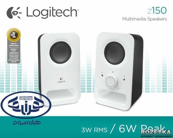 ftn15c2u - Logitech Z150 Multimedia Stereo اسپیکر استریو رومیزی