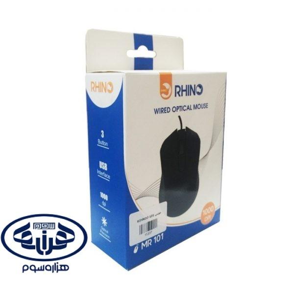 101 1582835971 600x600 - موس سیم دار مدل RHINO MR 101