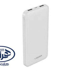112185102 e1575540355135 300x300 - شارژر همراه وگر مدل VP-1053 ظرفیت 10000 میلی آمپر ساعت