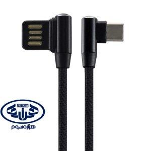 کابل USB به USB-C بیاند مدل BA-914 طول 1 متر