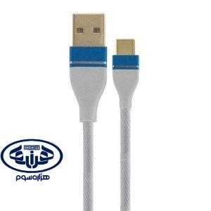 کابل USB به USB-C بیاند مدل BA-915 طول 1 متر