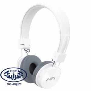 nia x3 white 1 e1575479405461 300x300 - هدفون بی سیم نیا مدل X3-سفید