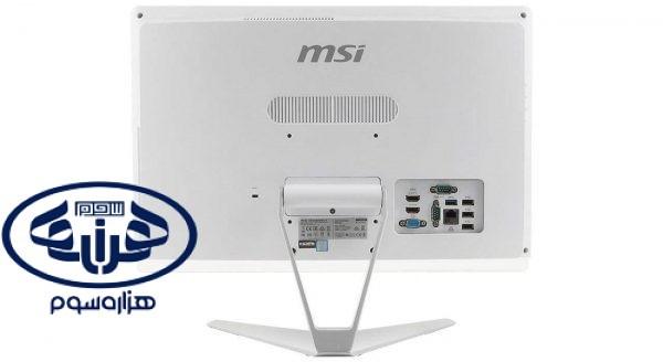 110762195 1 600x328 - کامپیوتر همه کاره 19.5 اینچی ام اس آی مدل Pro 20 EXT 7M - C
