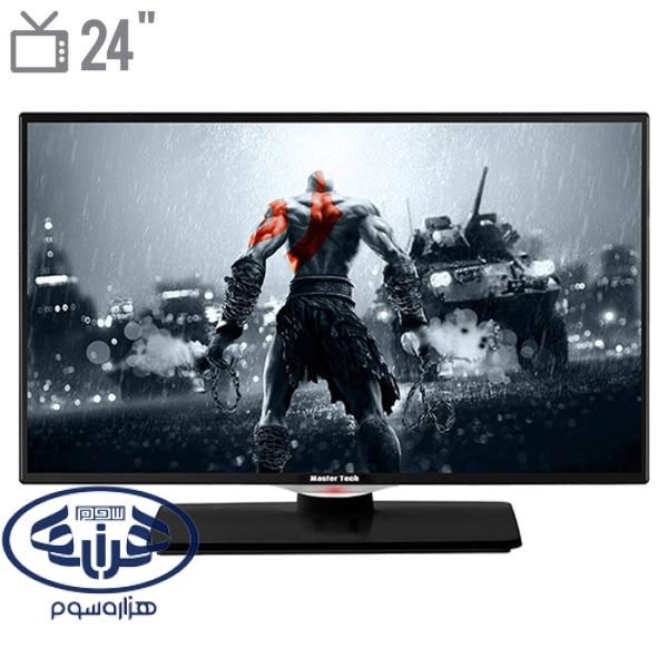112335258 - تلویزیون ال ای دی مسترتک مدل MT2402HD سایز 24 اینچ