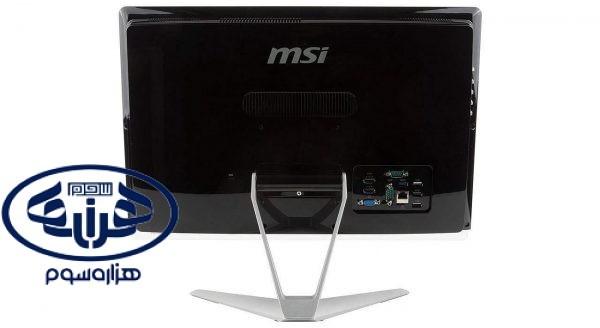 112571413 600x328 - کامپیوتر همه کاره 19.5 اینچی ام اس آی مدل Pro 20 EXT 7M - H