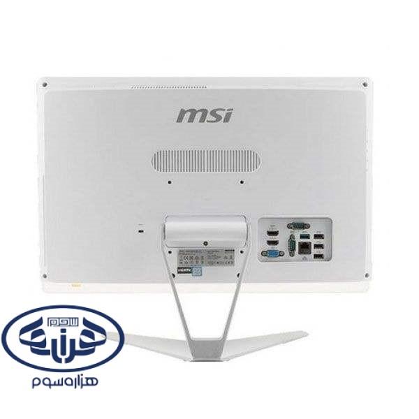 114705247 - کامپیوتر همه کاره 19.5 اینچی ام اس آی مدل Pro 20 EXT 7M - R8