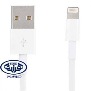 1966892 300x300 - کابل تبدیل USB به لایتنینگ فاکسکان طول 1 متر
