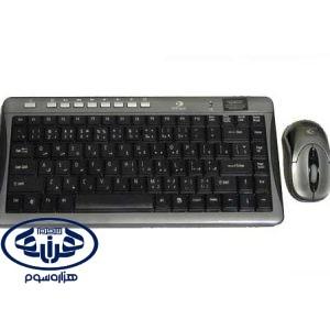 952hytech keyboard mouse 8200 combo itbazar.com l 300x300 - کیبرد و موس بی سیم HY tech mini 8200